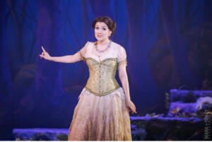 "Cinderella in ""Into the Woods"""